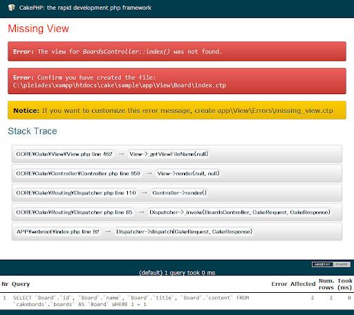 CakePHP- the rapid development php framework- Errors.jpg