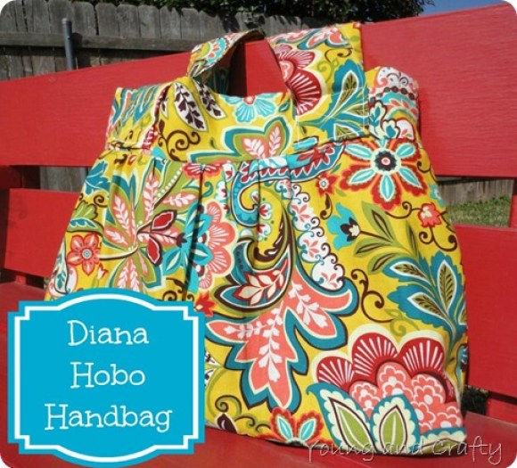 Diana Hobo Handbag