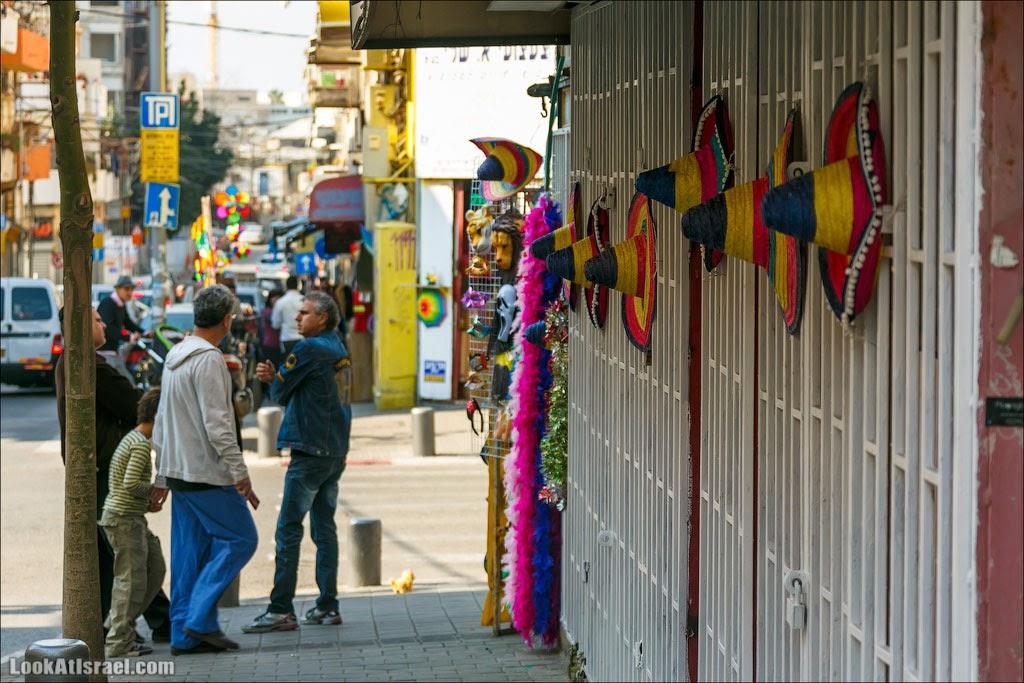 Рынок Левински в Тель-Авиве | Levinsky Market in Tel Aviv | LookAtIsrael.com - Фото путешествия по Израилю