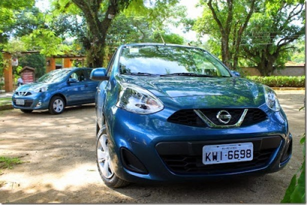Nissan March 2015 New (30)