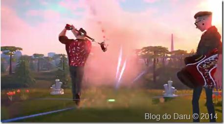 POWERSTAR Golf: Jogo gratuito para XBOX One