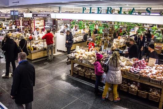 Hötorgshallen - Food Walk i Stockholm -  Mikkel Bækgaards Madblog