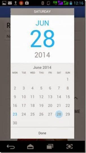 menghitung hari mundur kalendar