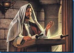 JESUS ENSEÑA