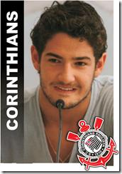 Alexandre Pato no Corinthians