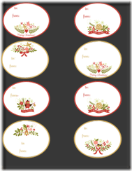 The Bewitchin Kitchen - Gift Tags