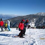 Tedi si Matei, gata de schi!