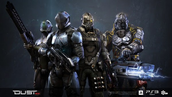 Dust514 Groupshot