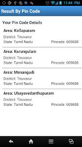 Tamil Nadu Pin Code Master screenshot 4