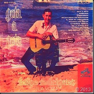 Felipe Rodriguez - Gota A Gota