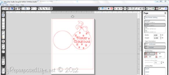 using the Design studio
