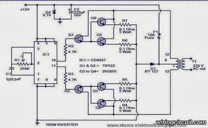ac-inverter-circuit-100watt