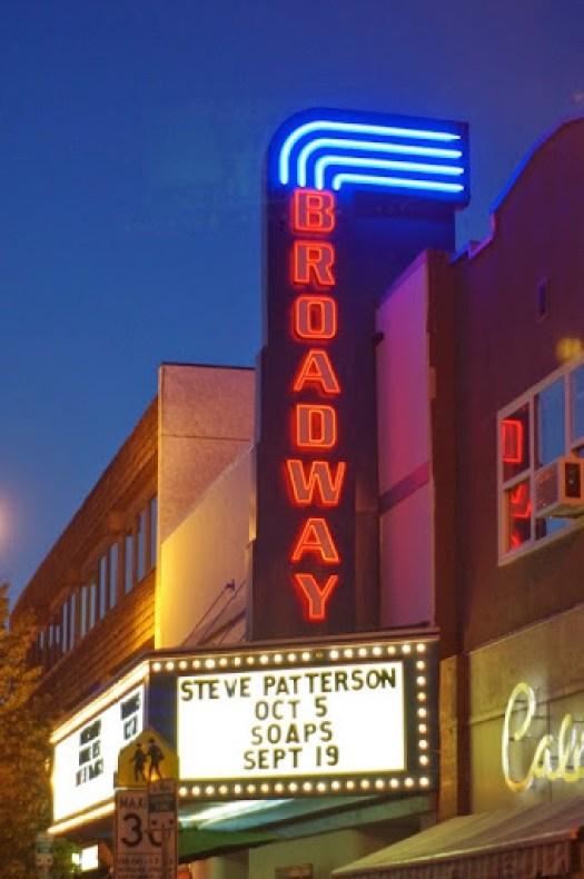 Broadway Theatre in Saskatoon