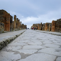 Pompeii pictures done with Fuji X-E1