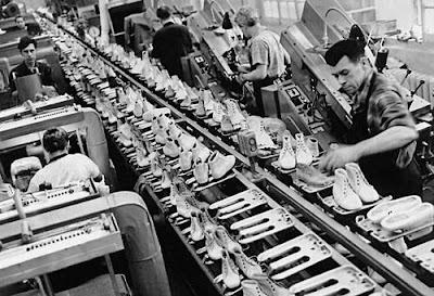 консалтинговые услуги: обувная фабрика