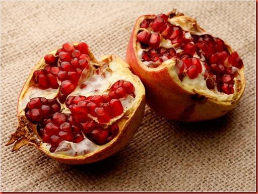 Vidya Sury pomegranate
