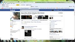 facebook screen shot