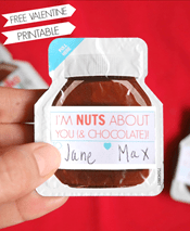 CRAFT - Nuts about you Valentine