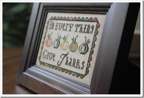20 ноября. Дизайн Paulette Stewart - Give Thanks.