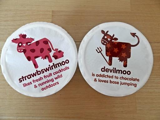 yoo moo frozen yoghurt