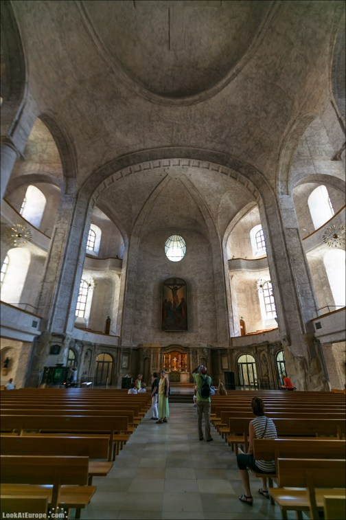 Дрезден, Кройцкирхе, церковь Святого Креста, церковь Креста Господня