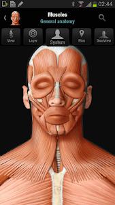 Virtual Human Body screenshot 0