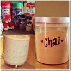 chai mix DIY