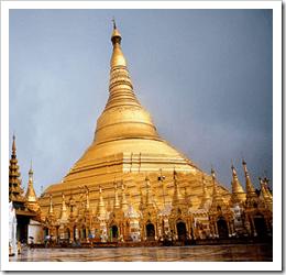 Shwedagon Pagoda yagon rangoon