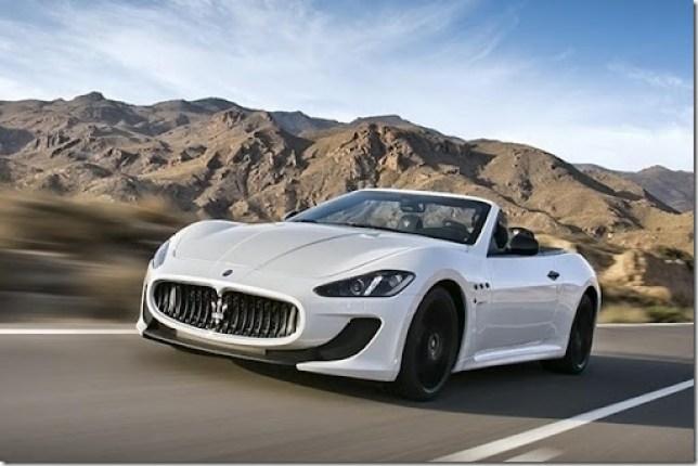 Maserati GranCabrio MC (3)