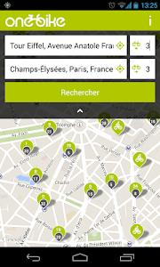 OneBike (Cycle Hire) screenshot 3