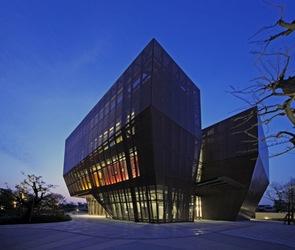 arquitectura museo del chocolate Taiwan
