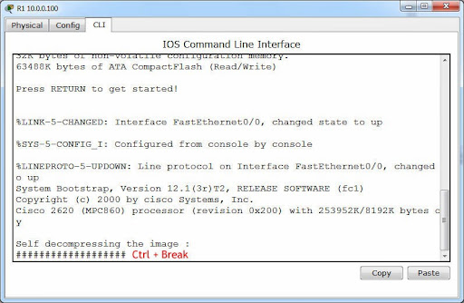 Cisco Router Password Recovery | VICHHAIY    Welcome!!!