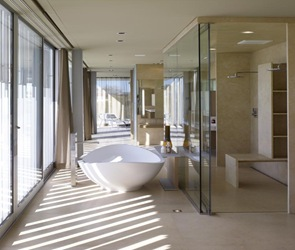 baño diseño minimalista