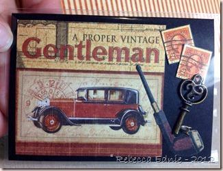 vintage gentleman ATC