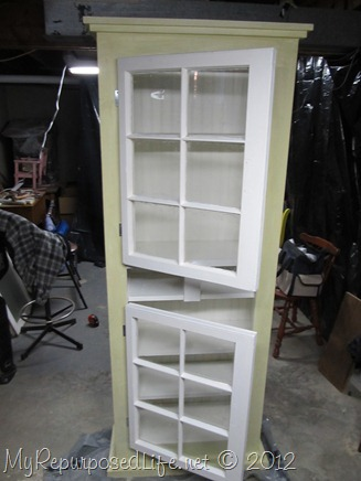 repurposed Window Cabinet (60)