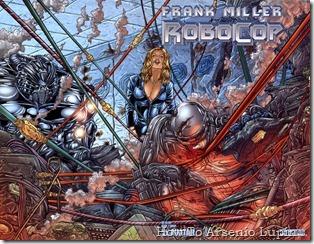 P00007 - Frank Miller's Robocop #7