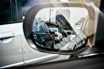 selamat hari raya idulfitri - traffic jam
