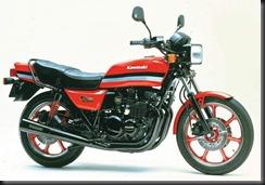 Kawasaki Z750GP 81