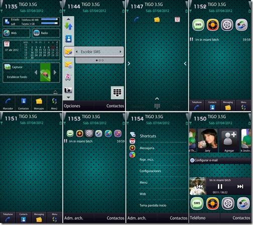 Startup Screens