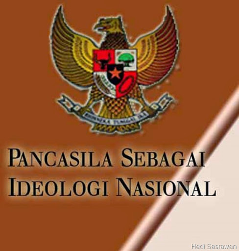 Pancasila Sebagai Ideologi Negara