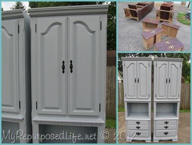 Diy Chalk Paint Furniture My Repurposed Life 174