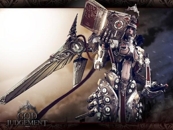 God of Judgement - Dominance War