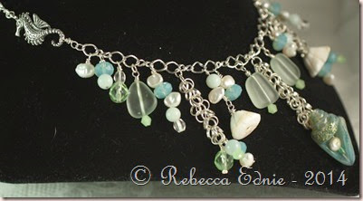 ocean blog hop necklace side