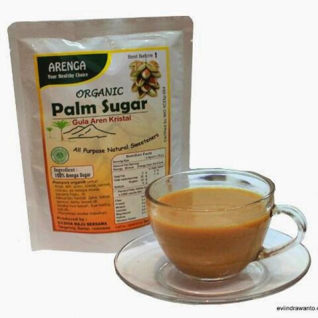 kopi palm sugar