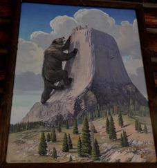 the Legtend of Bear Butte (Debils Tower)