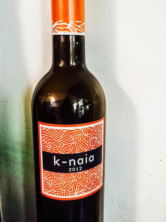 K-Naya på Verdejo fra Rueda (fra Løgismose til ca. 90 kr.) - Mikkel Bækgaards Madblog