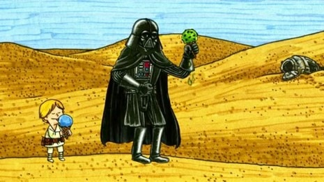 Darth Vader Good Father 7