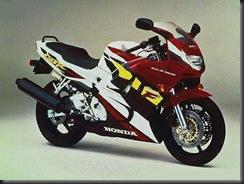 Honda CBR600F 95 4