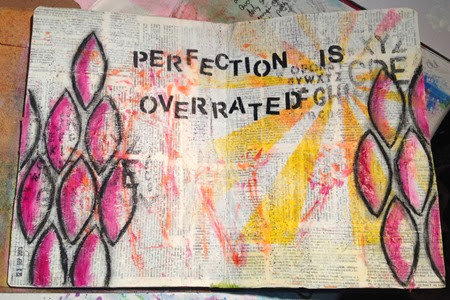 Melita Bloomer - Perfection Is Overrated