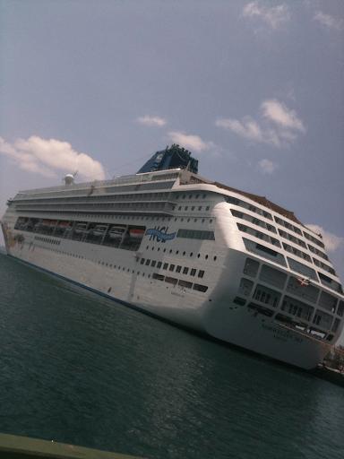 Our ship!!